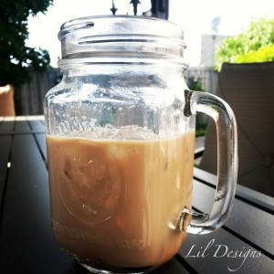 Home Made Ice Coffee