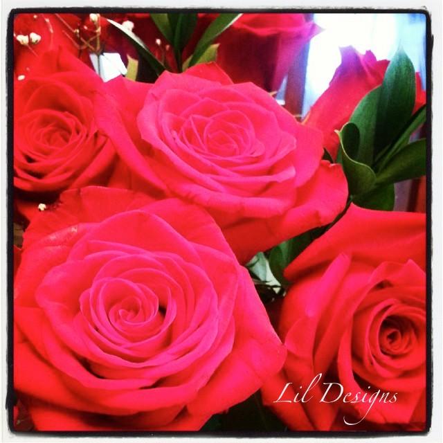 2013 Birthday Roses
