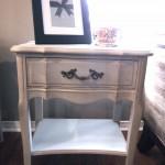 2 Elegant Vintage Side tables - SOLD!
