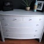 Classic Paris Grey Dresser - SOLD!