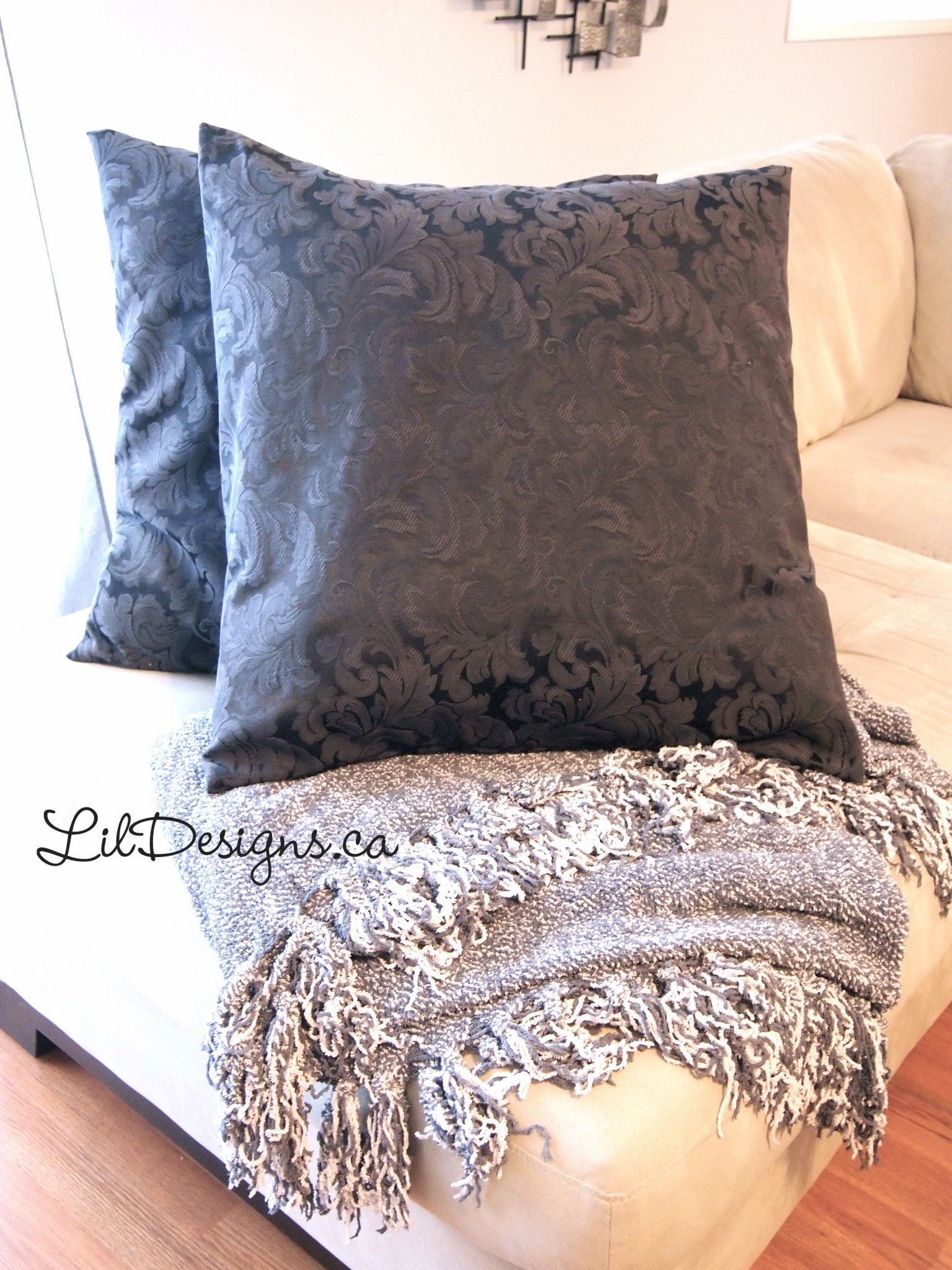 When Should You Throw Away A Pillow : DIY Envelope Pillow Cases LilDesigns