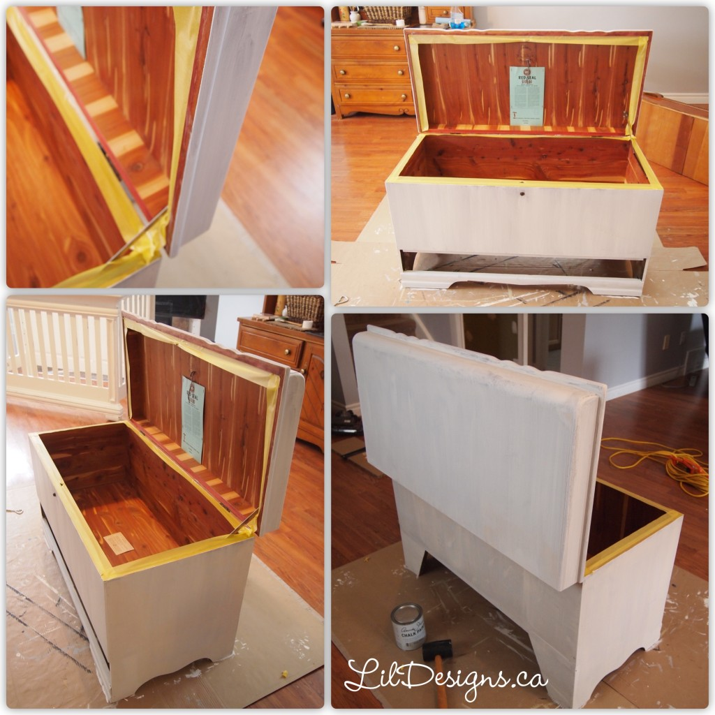 Honderich Chest - During