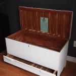 Antique Honderich Furniture Co. Red Seal Cedar Chest - SOLD