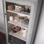 Rustic Display Cabinet - $250