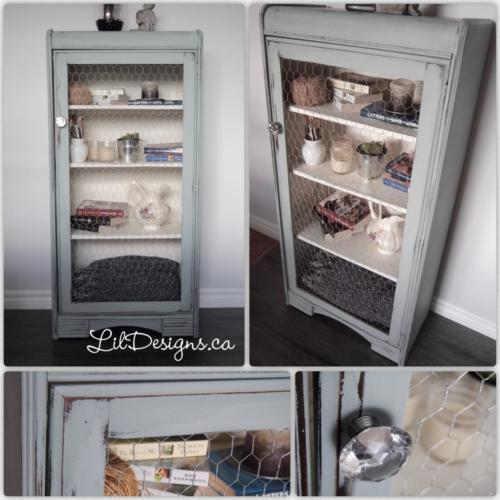 duck egg cabinet 1